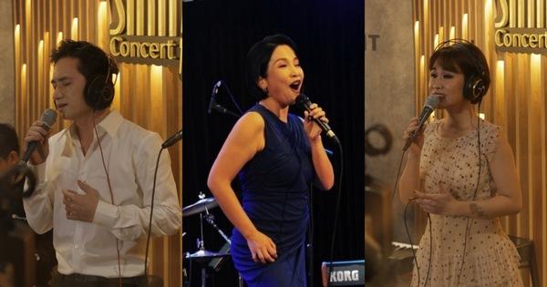 30 nghệ sĩ cùng hát tình người hút hơn nửa triệu lượt khán giả trực tuyến