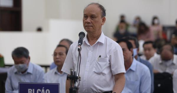 Hai cựu chủ tịch Đà Nẵng bị bắt tạm giam tại phiên tòa