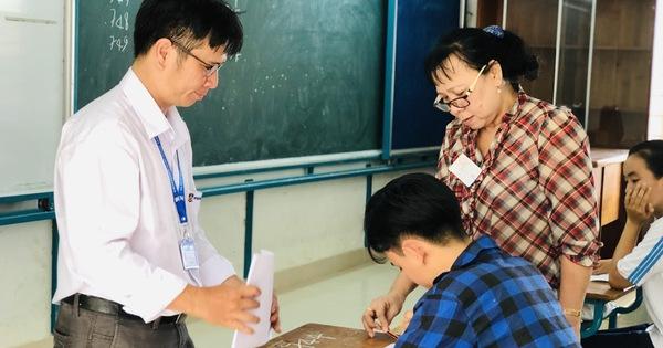 Đề tham khảo thi tốt nghiệp THPT 2020: Dễ hơn đề chính thức 2019