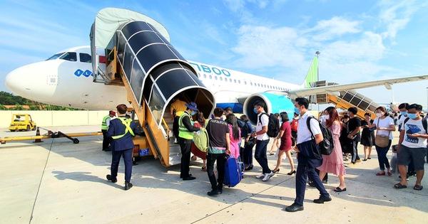 """Chưa """"chốt"""" ngày bay quốc tế, hàng không ưu tiên nội địa"""