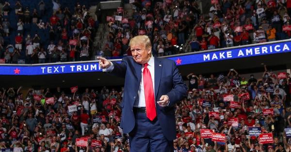 6 thành viên trong tổ chức vận động tranh cử cho ông Trump ở Tulsa dương tính COVID-19