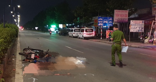 Đôi nam nữ đi xe máy chết giữa đường, truy tìm ôtô lớn liên quan