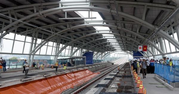 Chuyên gia Nhật chưa sang Việt Nam, metro số 1 Bến Thành – Suối Tiên nguy cơ chậm tiến độ