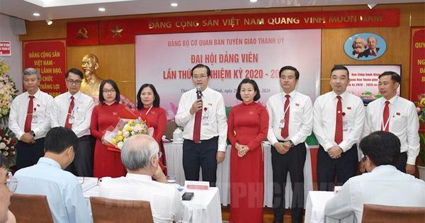 Ông Lê Văn Minh giữ chức Bí thư Đảng ủy Cơ quan Ban Tuyên giáo Thành ủy TP.HCM