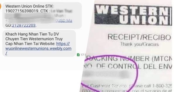 Bộ Công an cảnh báo thủ đoạn lừa mới: Mua online ''trả tiền trước qua Western Union''