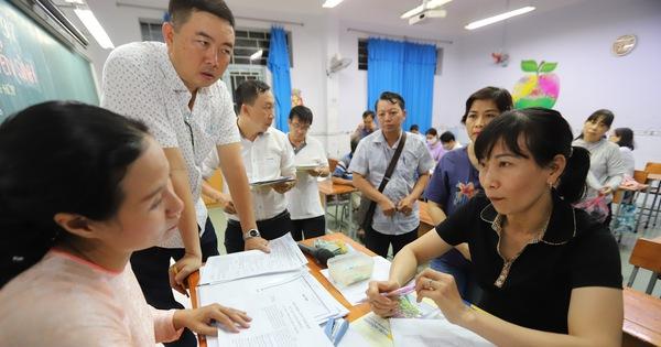 Tuyển lớp 10 TP.HCM: Trường Nguyễn Thượng Hiền có tỉ lệ ''chọi'' cao nhất