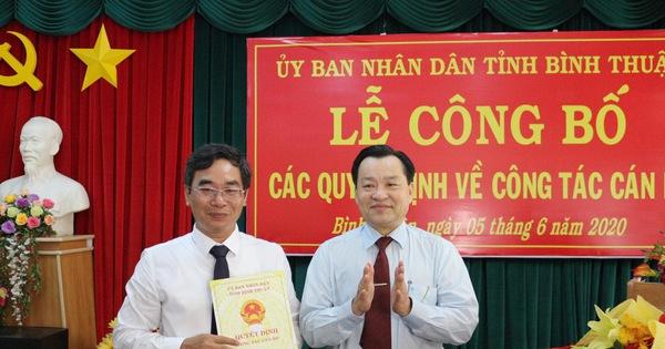 Sở Tài nguyên – môi trường Bình Thuận có giám đốc mới