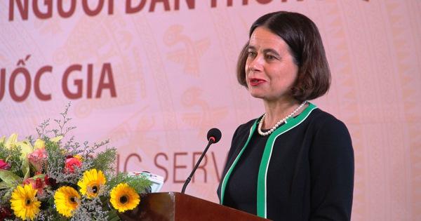 TTO - ''Chính phủ Việt Nam đã và đang nỗ lực đổi mới, thích nghi...