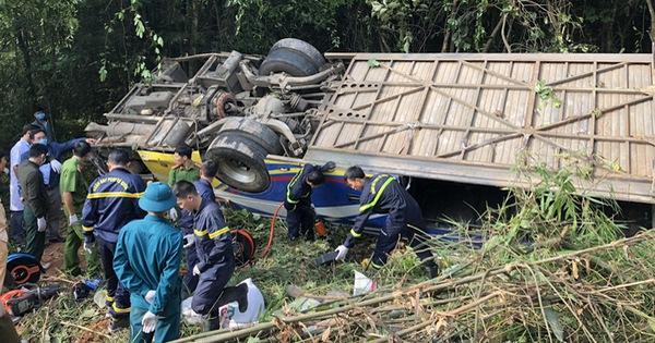 Vụ tai nạn khiến 5 người chết ở Kon Tum: Xe chạy không đúng lộ trình