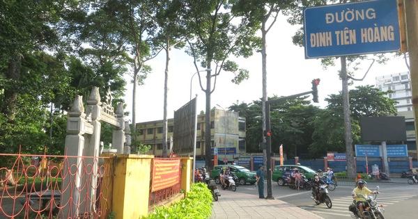 Từ cầu Bông đến đường Phan Đăng Lưu: TP.HCM đổi thành đường Lê Văn Duyệt