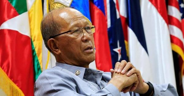 Philippines lên tiếng sau tuyên bố của Mỹ bác yêu sách của Trung Quốc ở Biển Đông
