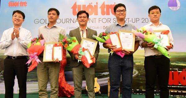 Golf for Start-up: Tiếp sức cho các nhà khởi nghiệp trẻ