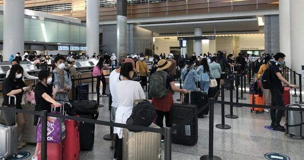 Một người Việt gặp nạn trên máy bay từ Mỹ về nước