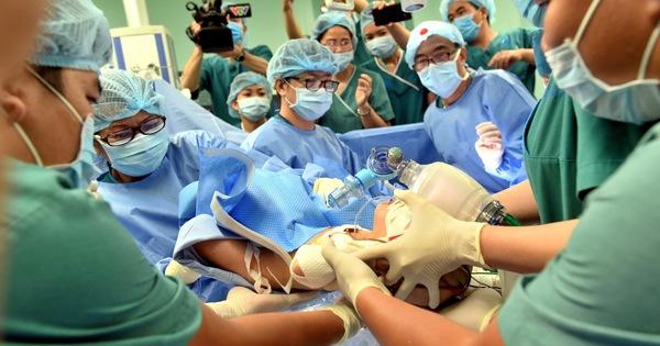 'Các bác sĩ xin phép đấng tạo hóa sinh hai con Trúc Nhi - Diệu Nhi một lần nữa…'
