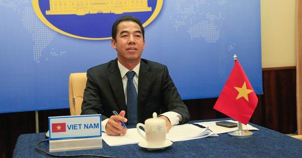 Việt Nam và Anh phối hợp chặt chẽ, tôn trọng UNCLOS 1982 tại Biển Đông