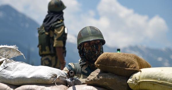 Trung Quốc - Ấn Độ rút quân ''từng đợt'' khỏi biên giới