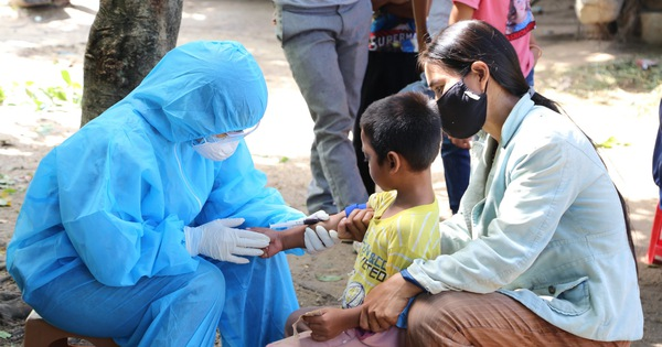Sẽ có các tổ lưu động tiêm vắcxin phòng bạch hầu