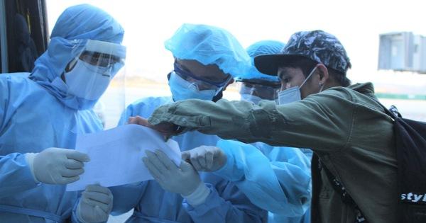 Một tài xế trốn khỏi khu cách ly Khánh Hòa về Ninh Thuận khai báo