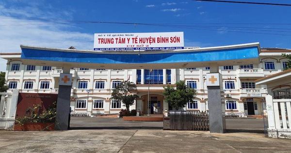 Lịch trình di chuyển của bệnh nhân 621 khá phức tạp, có đến bệnh viện Đà Nẵng