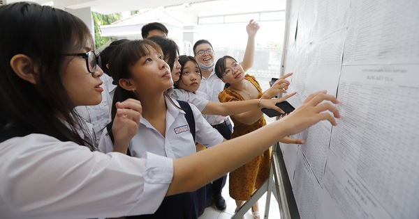 TP.HCM: Điểm chuẩn vào lớp 10 sẽ tăng