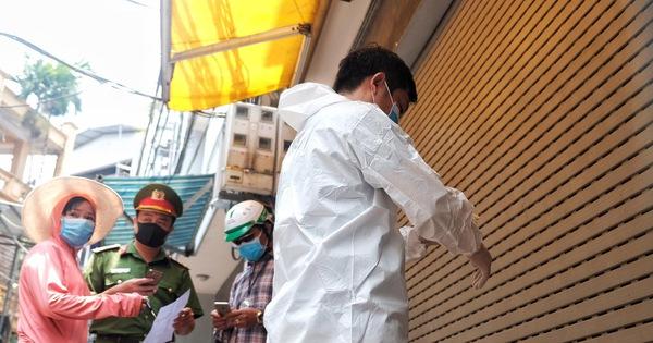 Kết quả xét nghiệm khẳng định ca COVID-19 mới ở Hà Nội