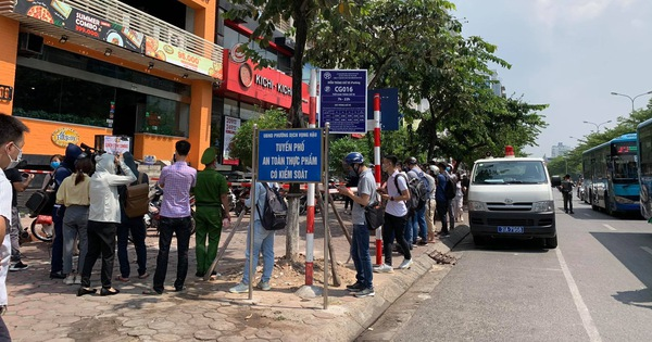 Hà Nội yêu cầu xét nghiệm tất cả người đi Đà Nẵng từ ngày 8-7