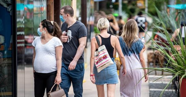 Mỹ tăng kỷ lục ca nhiễm COVID-19 nhiều ngày liên tiếp