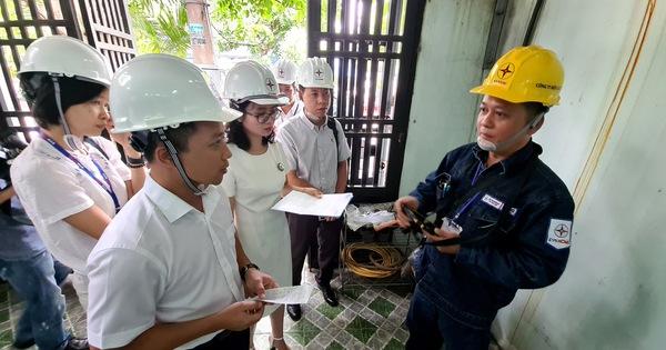 Phát hiện hơn 6.200 trường hợp sai chỉ số hóa đơn tiền điện