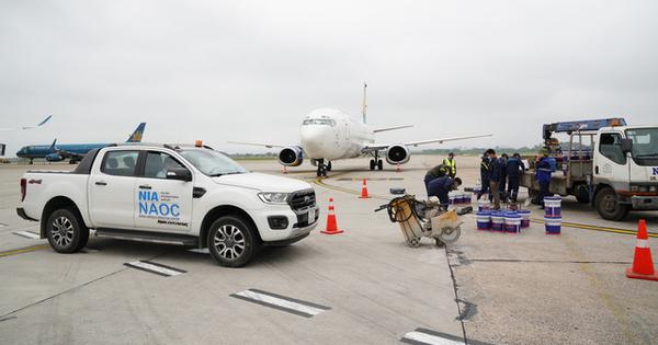 """Giám sát viên """"biến mất"""", Đài không lưu không gọi được công nhân sửa đường lăn sân bay"""