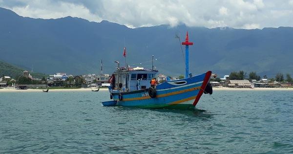 Tạm giữ 9 người dân đi thuyền đánh cá từ Đà Nẵng vào Huế trốn cánh ly xã hội