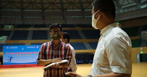 Bệnh viện dã chiến Đà Nẵng có thể đón hàng ngàn bệnh nhân