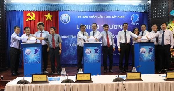 Tây Ninh có trung tâm điều hành kinh tế – xã hội tập trung