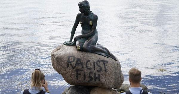 Nàng tiên cá phân biệt chủng tộc?