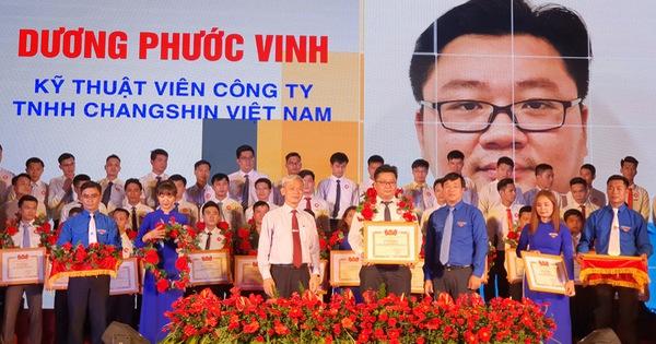 Trung ương Đoàn tôn vinh 63 ''Người thợ trẻ giỏi'' toàn quốc