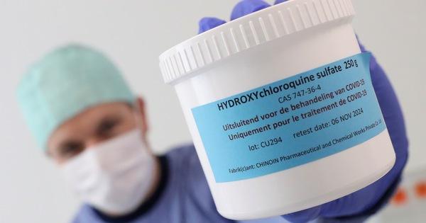 WHO ngưng thử nghiệm thuốc sốt rét, thuốc trị HIV với bệnh nhân COVID-19