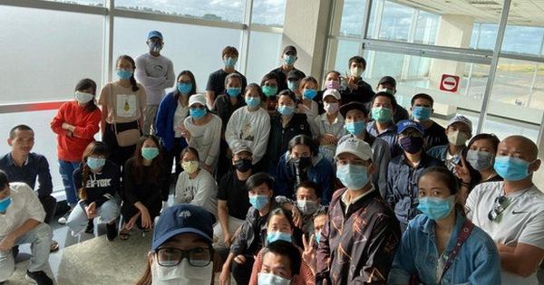 Tổ chức đưa 14.000 người Việt ở nước ngoài về nước...
