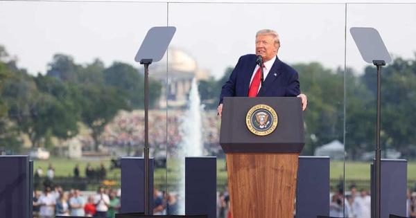 Ông Trump nói 99% ca bệnh COVID-19 ở Mỹ là vô hại