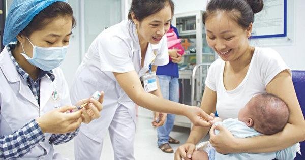 Tiến độ tiêm vắcxin bạch hầu ở TP.HCM đang chậm