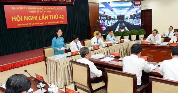 TP.HCM xử lý kỷ luật 600 cán bộ, đảng viên vi phạm trong 2 năm qua
