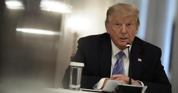 Mỹ chính thức khởi động tiến trình rút khỏi WHO