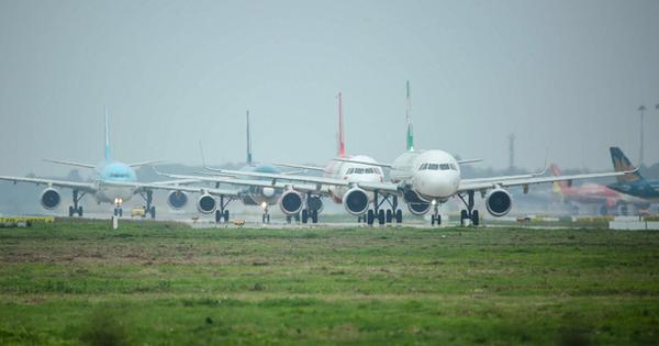 Phối hợp nhiều biện pháp, không để máy bay xếp hàng chờ vì sửa đường băng