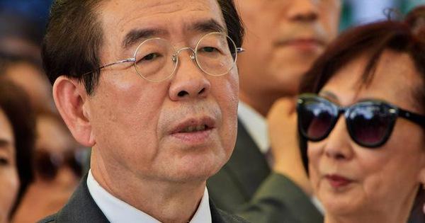Thị trưởng Seoul biến mất, ''để lại lời nhắn như di chúc''