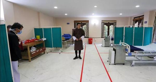 Quốc gia hạnh phúc nhất thế giới Bhutan lần đầu phong tỏa COVID-19