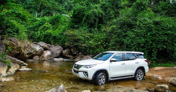 Toyota Fortuner: Giấc mơ sở hữu SUV đa dụng đã rất gần