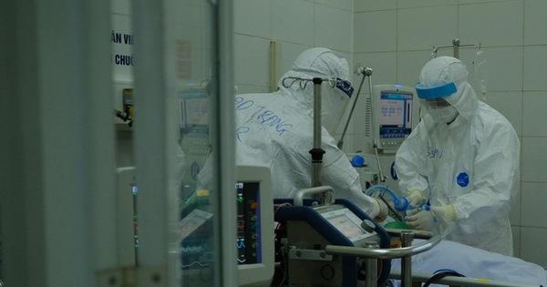 Một bệnh nhân COVID-19 tử vong, là nữ 89 tuổi, vừa dương tính 1 ngày, có bệnh nền