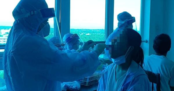 Bệnh nhân COVID-19 ở Quảng Trị bỏ ăn, nằng nặc đòi về nhà