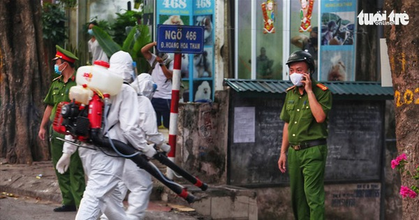 Thêm một ca COVID-19 nhập cảnh, Việt Nam chỉ còn hơn...