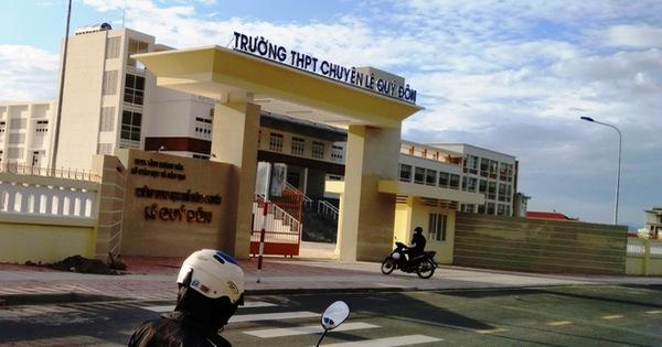 Khánh Hòa: Học sinh rớt trường chuyên vẫn được xét nguyện vọng 1 vào trường công lập