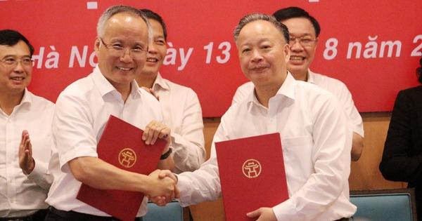 Hà Nội đột phá vào những ngành công nghiệp hiện đại, tiên tiến - mega 655
