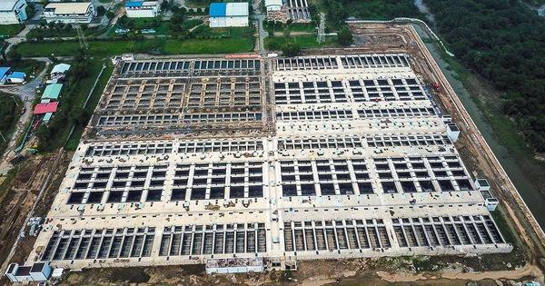 Sở Xây dựng TP.HCM đề xuất tăng mức thu xử lý nước thải 5%/năm - mega 655